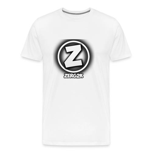 Zerg Logo - Men's Premium T-Shirt