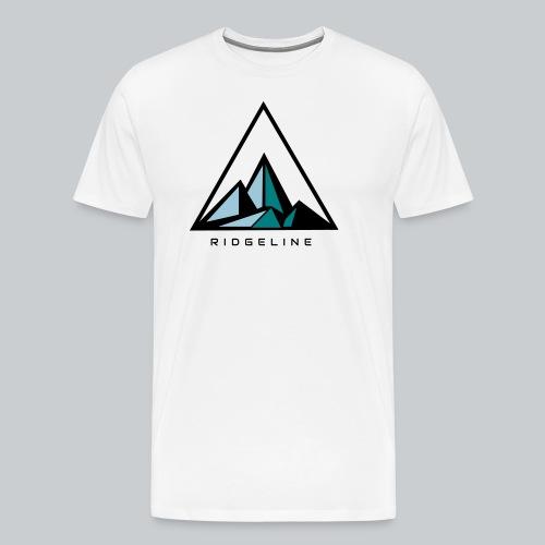 ridgeline aqua - Men's Premium T-Shirt