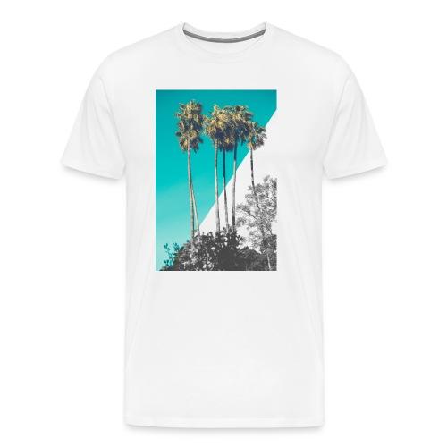 Blue Palms - Men's Premium T-Shirt