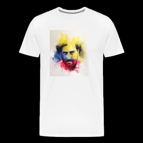 Pablo Escobar P - Men's Premium T-Shirt