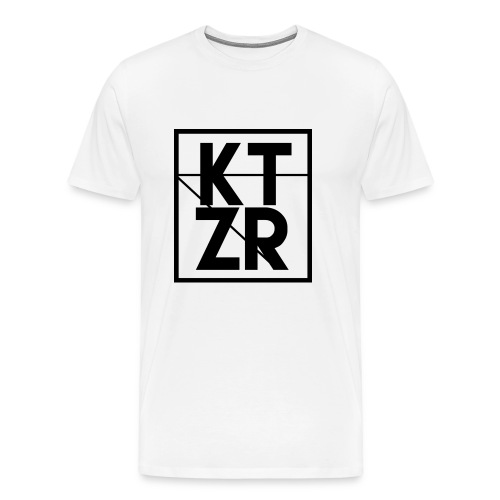 KTZR Logo - Men's Premium T-Shirt