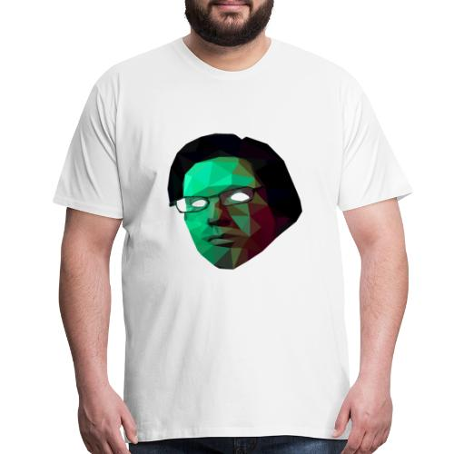 j o s e p h e l l on Low Polygon - Men's Premium T-Shirt