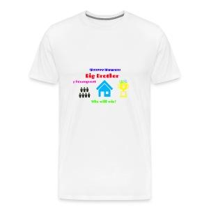 Big Brother Series! - Men's Premium T-Shirt