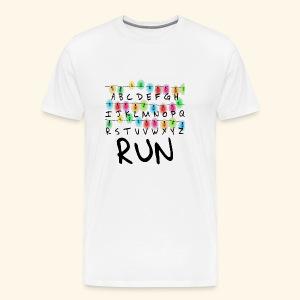 run things - Men's Premium T-Shirt