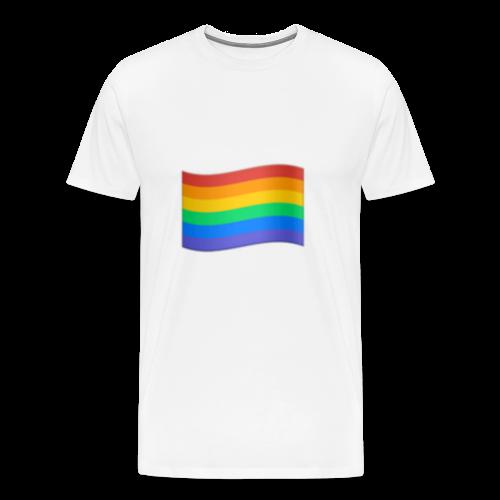Pride Flag Collection - Men's Premium T-Shirt
