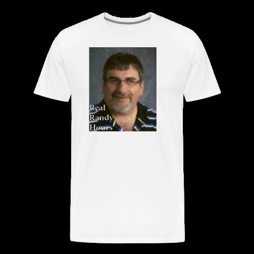Real Randy Hours - Men's Premium T-Shirt