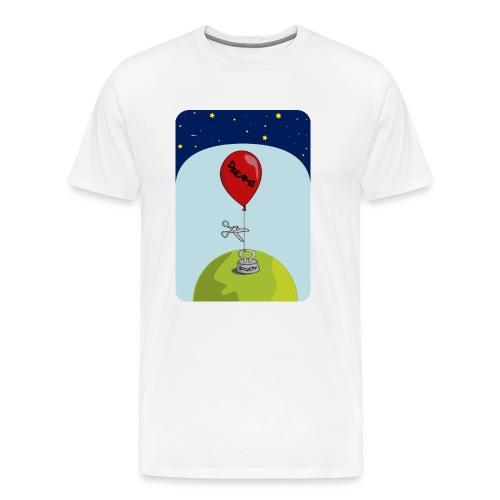 dreams balloon and society 2018 - Men's Premium T-Shirt