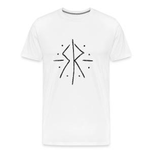 Sun Kissed Kid Black Logo - Men's Premium T-Shirt