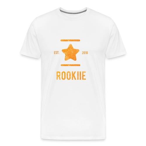 ROOKIIE GOLD - Men's Premium T-Shirt