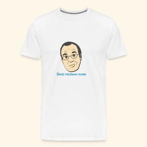 David Feldman Show Official Logo - Men's Premium T-Shirt