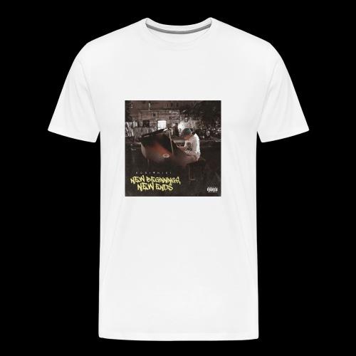 NBNE COVER T - Men's Premium T-Shirt