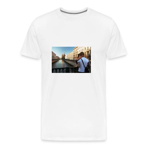 Love Lust or Bust Travel Lovers - Men's Premium T-Shirt