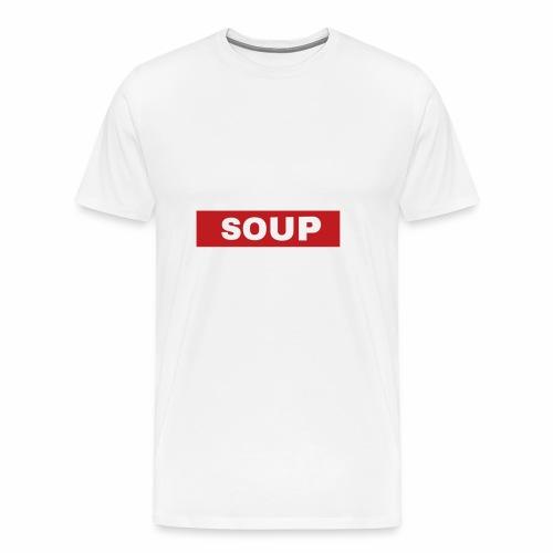 SOUP - Men's Premium T-Shirt