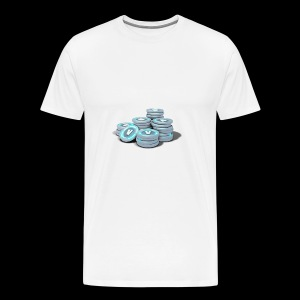 vbucks - Men's Premium T-Shirt