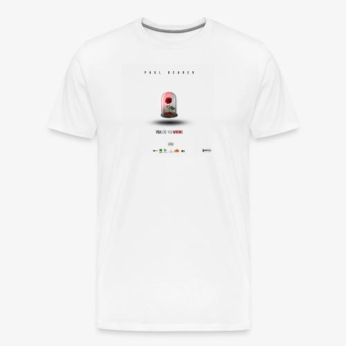 Paul Bearer Yea I did you wrong single promo - Men's Premium T-Shirt