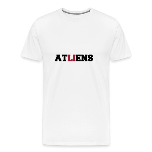 ATLIENS - Men's Premium T-Shirt