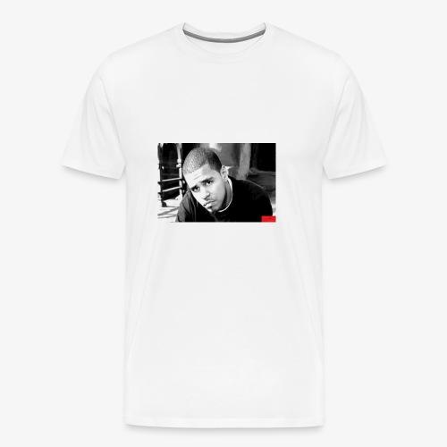 popshirts j.cole - Men's Premium T-Shirt