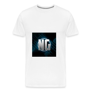 NadhirGamer Merch - Men's Premium T-Shirt