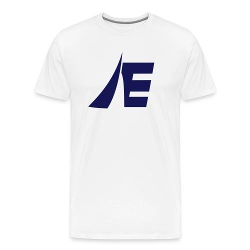 Etchell sailing class logo - Men's Premium T-Shirt