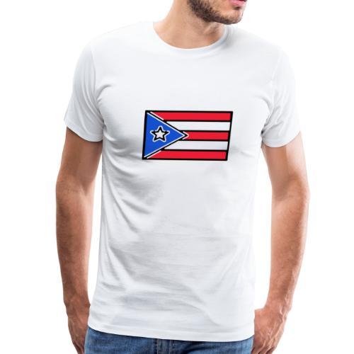 Puerto Rico - Men's Premium T-Shirt