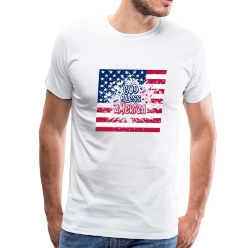 Special America Independence Day - Men's Premium T-Shirt