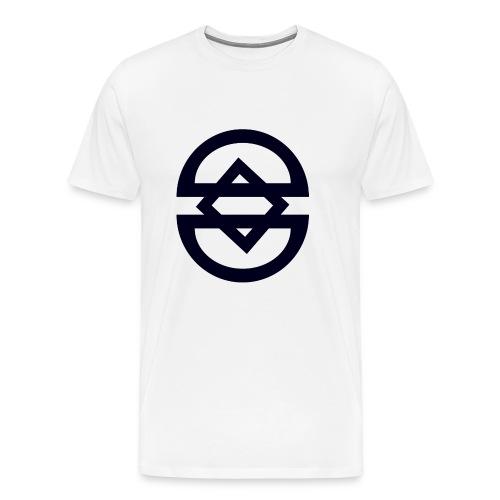 Mmara krado - Symbol of justice - Men's Premium T-Shirt