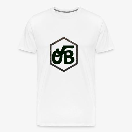 Oddball Logo 3? - Men's Premium T-Shirt