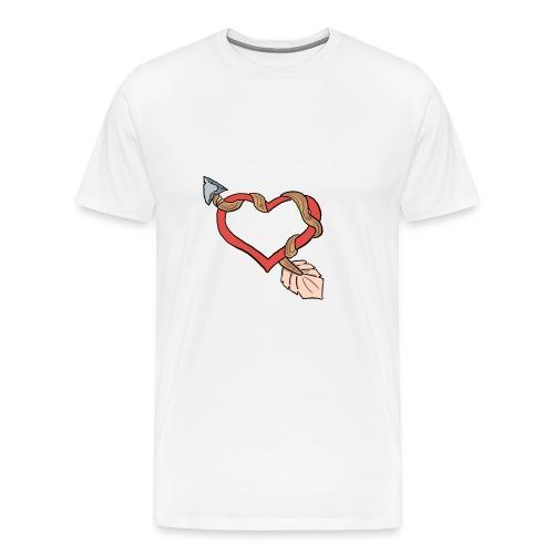 Twisted Arrow - Men's Premium T-Shirt