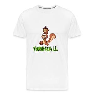 squirrel fordhall1 - Men's Premium T-Shirt