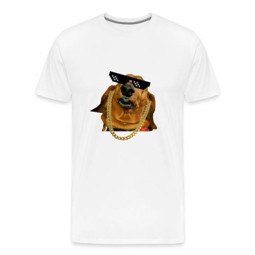 Mr. T the O.G. (SFW) - Men's Premium T-Shirt
