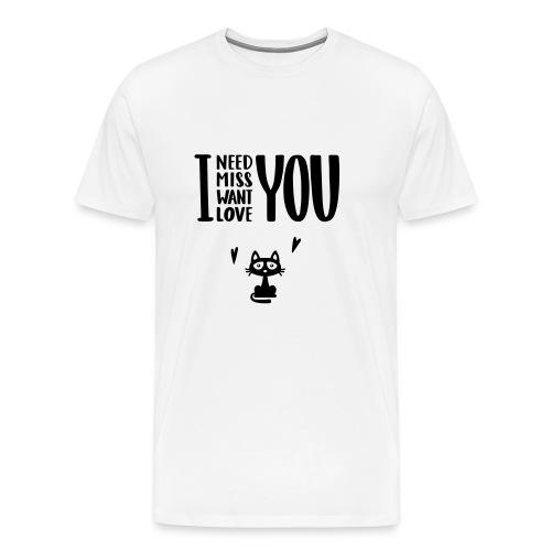 Imissyou - Men's Premium T-Shirt