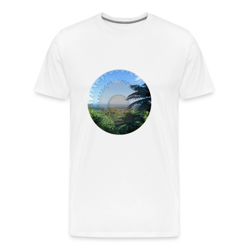 Landscape Filter - Men's Premium T-Shirt