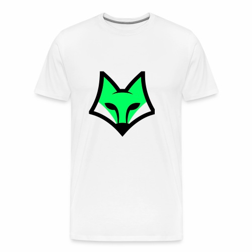 LFM Fox Logo - Men's Premium T-Shirt