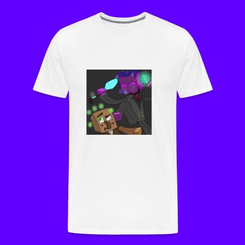 Swag Merch 1.0 - Men's Premium T-Shirt