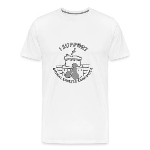 ShelterZarkovica - Men's Premium T-Shirt