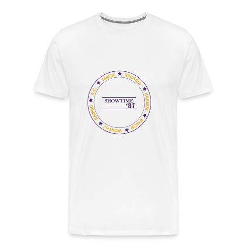 SHOWTIME - Men's Premium T-Shirt