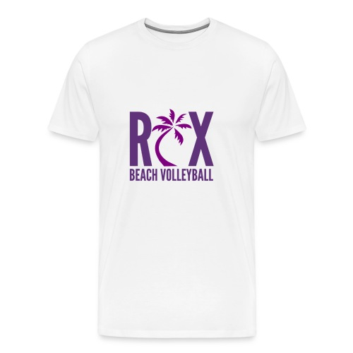 RIX Beach Volleyball - Men's Premium T-Shirt