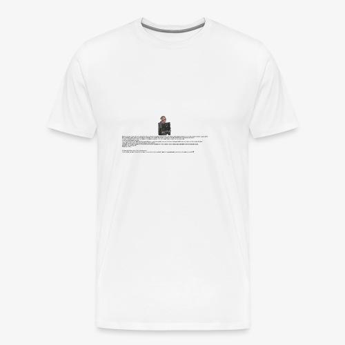 Ruck and Mortus IQ Meem - Men's Premium T-Shirt