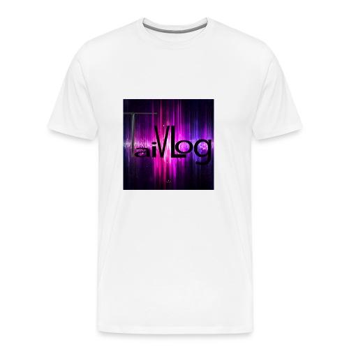 TaiVlog - Men's Premium T-Shirt