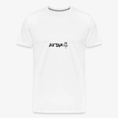 SD Rose Code - Men's Premium T-Shirt