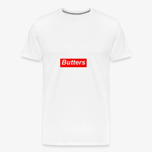 Supreme Butters Parody - Men's Premium T-Shirt