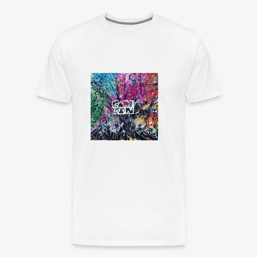 MIRS - CANYON Album Art - Men's Premium T-Shirt