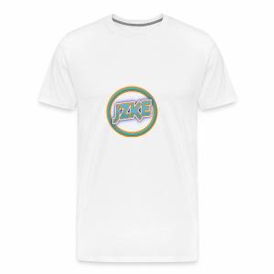 Jzke retro logo - Men's Premium T-Shirt
