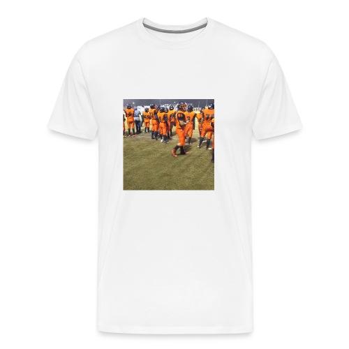 Football team - Men's Premium T-Shirt