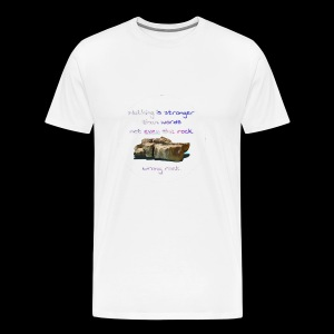 Wrong Rock - Men's Premium T-Shirt