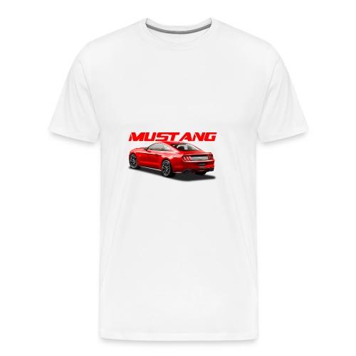 Mustang - Men's Premium T-Shirt