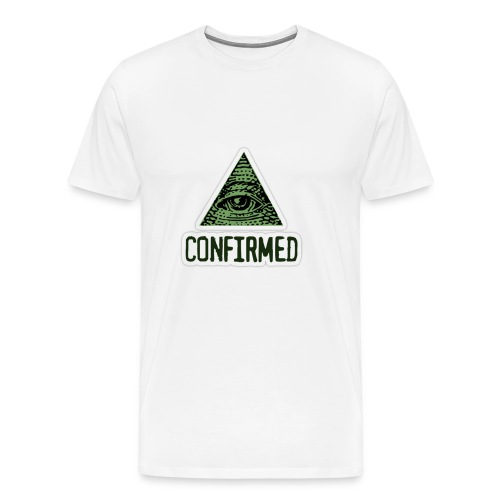 Illuminati Confiremed - Men's Premium T-Shirt