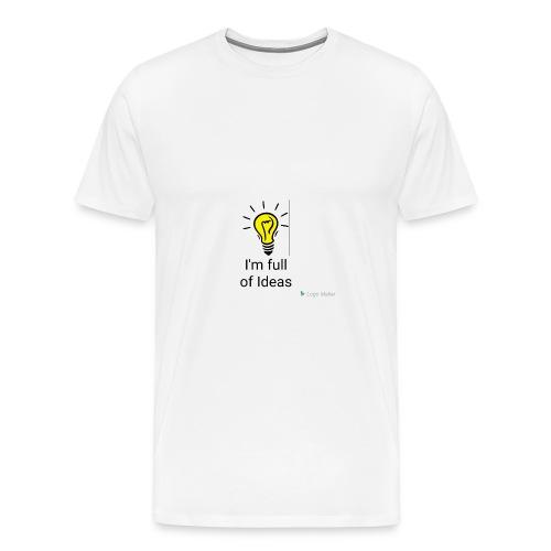 Full of Ideas Apparel - Men's Premium T-Shirt