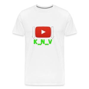 K_N_V 7 - Men's Premium T-Shirt