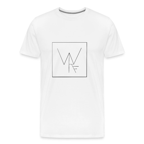 WRF Logo - Men's Premium T-Shirt